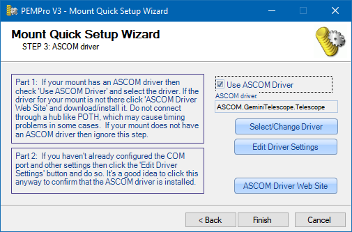 ASCOM GEMINI.NET DRIVERS FOR WINDOWS 8